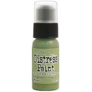 Tim Holtz Distress Paint - Shabby Shutters